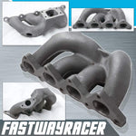90-99 Mitsubishi Eclipse 4G63 2.0L T3/T4 Cast Turbo Manifold