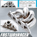 90-98 Eagle Talon TSI DSM 1G/2G 4G63 TD05 Stainless Steel Turbo Manifold