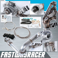 02-06 Acura RSX Base/Type-S K-series T3 Turbo Charger Kit