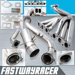 01-05 Lexus IS300 2JZ-GE Stainless Steel Turbo Manifold & Downpipe