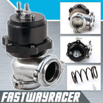 Universal Black 44MM V-band Adjustable Turbo External Wastegate