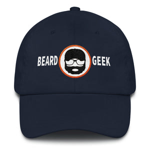 Beard Geek - Unstructured Classic Dad Hat