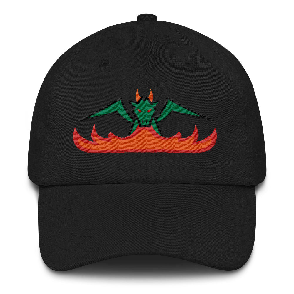 Dragon Fire - Unstructured Classic Dad Hat