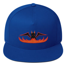 Load image into Gallery viewer, Black Dragon Fire - Snapback Hat