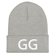 "Load image into Gallery viewer, Good Game - GG - 12"" Cuffed Beanie"