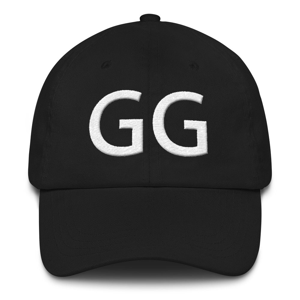 Good Game - GG - Unstructured Classic Dad Hat