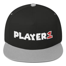 Load image into Gallery viewer, Player 1 - Snapback Hat