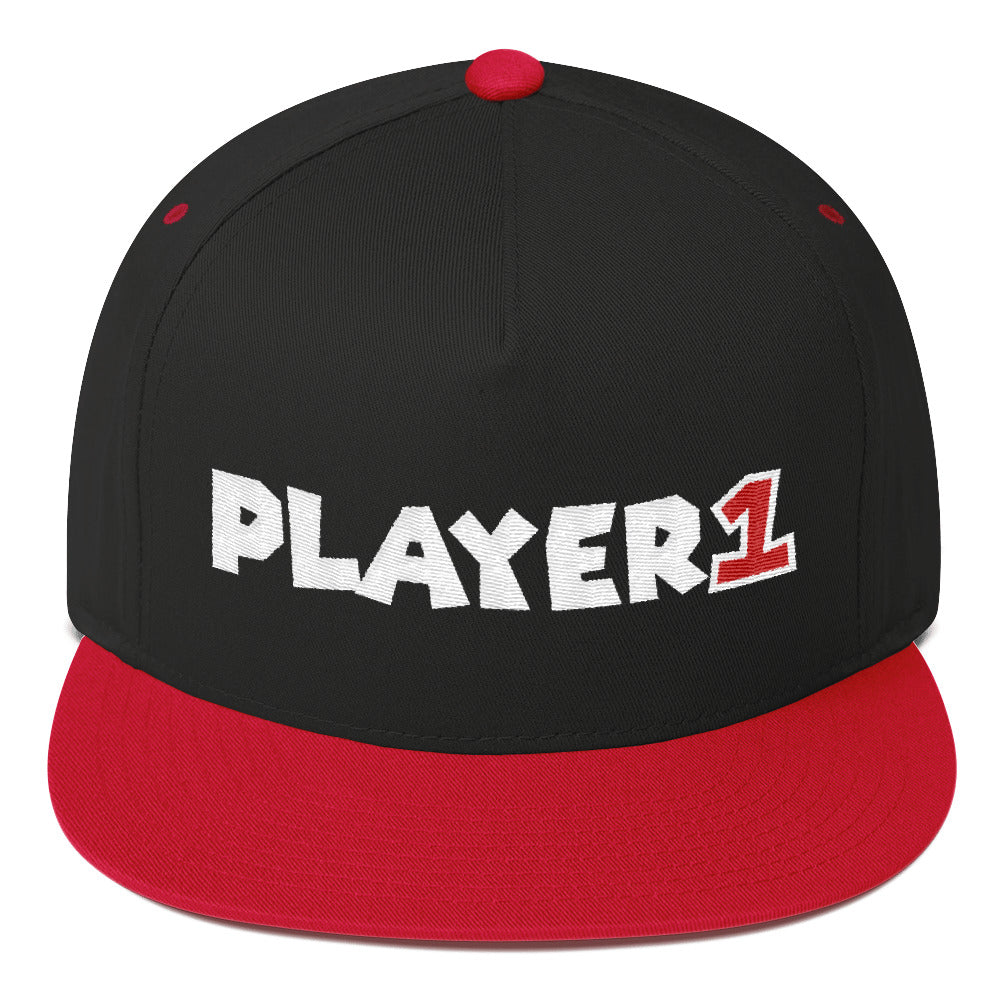 Player 1 - Snapback Hat