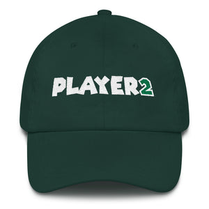 Player 2 - Unstructured Classic Dad Hat