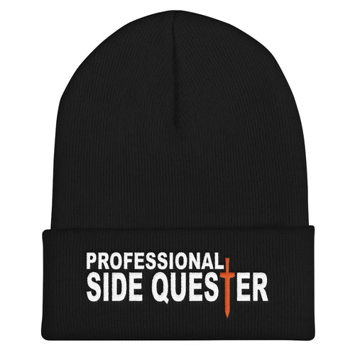 Professional Side Quester - 12