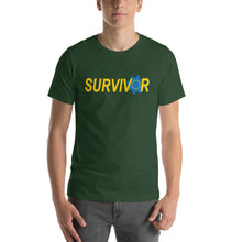 Load image into Gallery viewer, SURVIVOR - Short-Sleeve Unisex T-Shirt