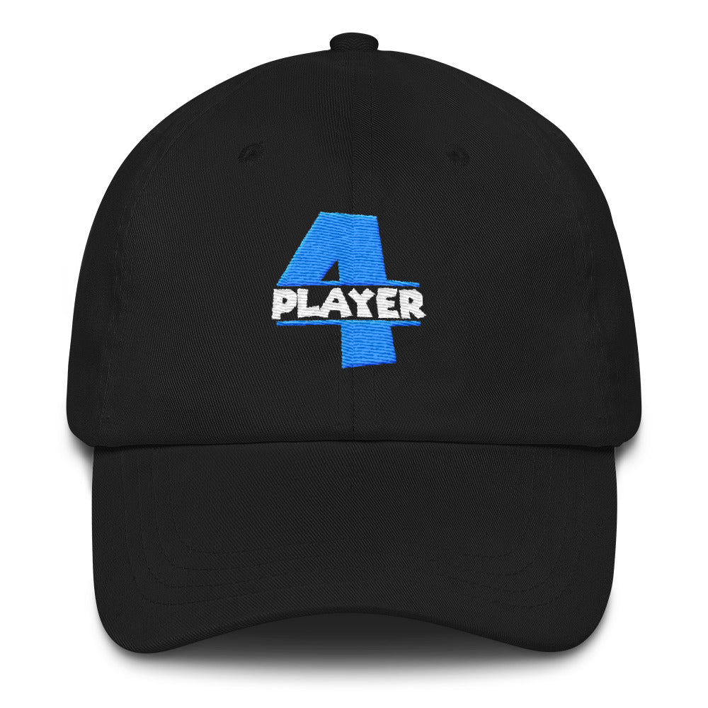 PLAYER 4 Dad Hat