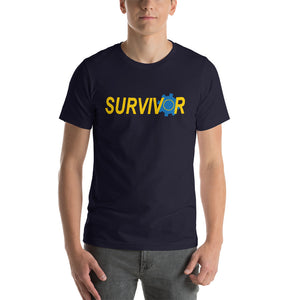 SURVIVOR - Short-Sleeve Unisex T-Shirt