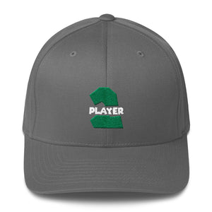 PLAYER 2 Flexfit Structured Twill Hat