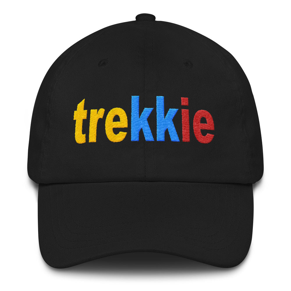 Trekkie - Unstructured Classic Dad Hat