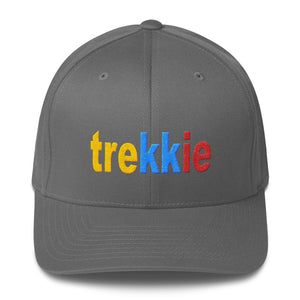 Trekkie - Flexfit Structured Twill Hat