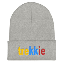 "Load image into Gallery viewer, Trekkie - 12"" Cuffed Beanie"