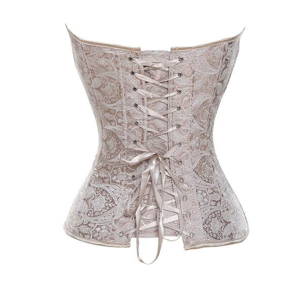 Waist Trainer Sexy Elegant Lace Up Corset