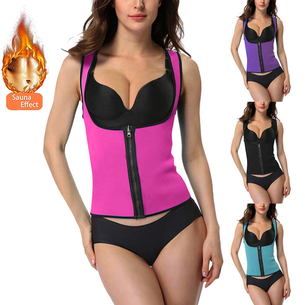 Waist Trainer Vest Sport Body Shaper