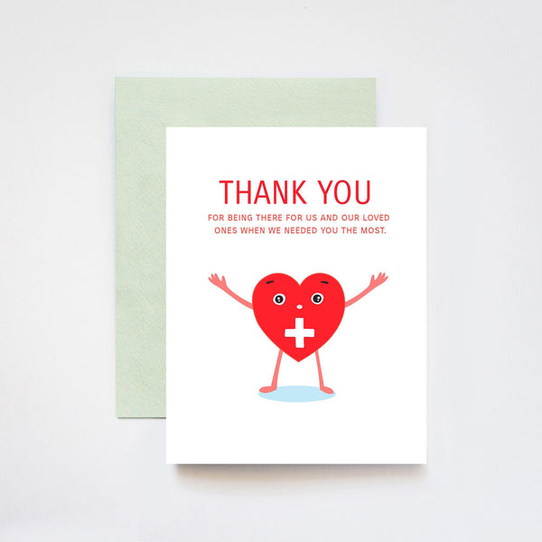 Healthcare Workers Heartfelt Thank You