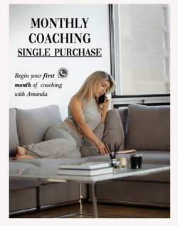 Coaching (single month purchase)