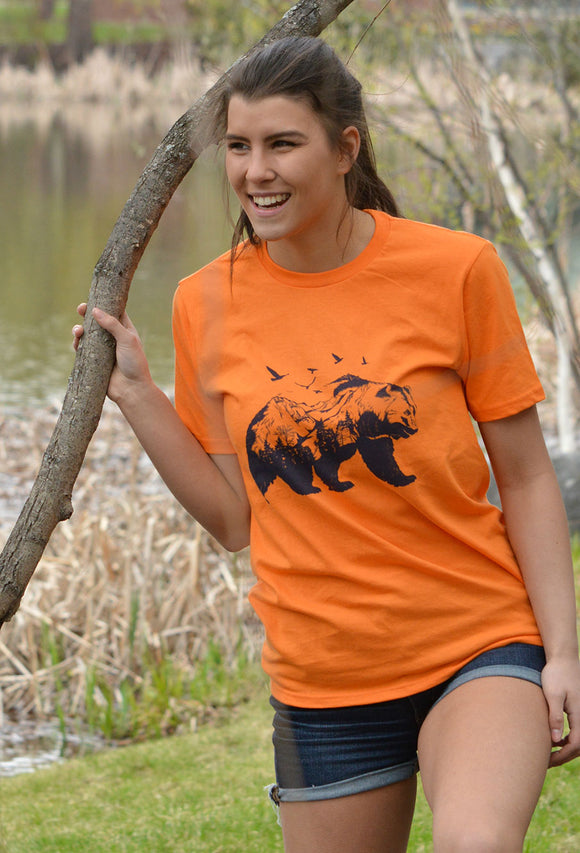 Mountain Bear T-shirt
