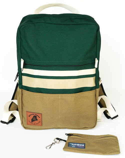 "Benny Backpack  ""Scapes - Pines"""