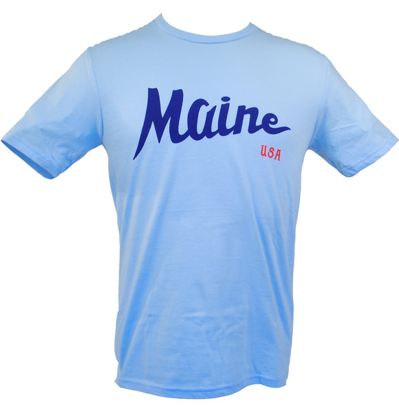 Maine USA T-shirt