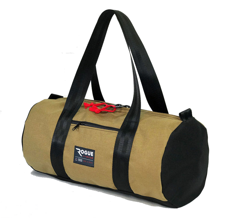 Destination Duffel Bag - Khaki