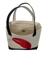 Lobster Claw Large Tote Bag