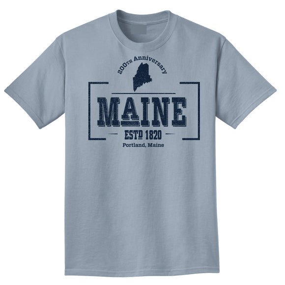 Maine 200th Est.1820
