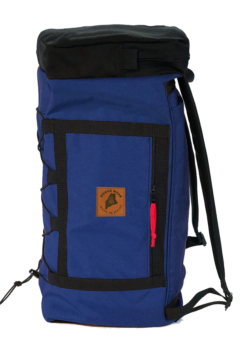 The Getaway Hybrid Backpack - Royal/Black