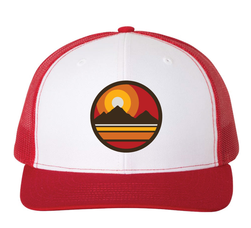 "Scapes ""Mountain"" Trucker Cap"
