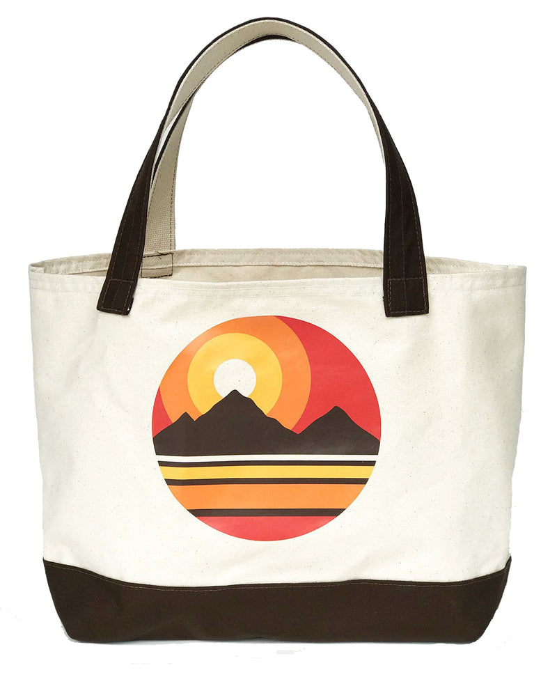 "Scapes ""Mountain"" Tote Bag"