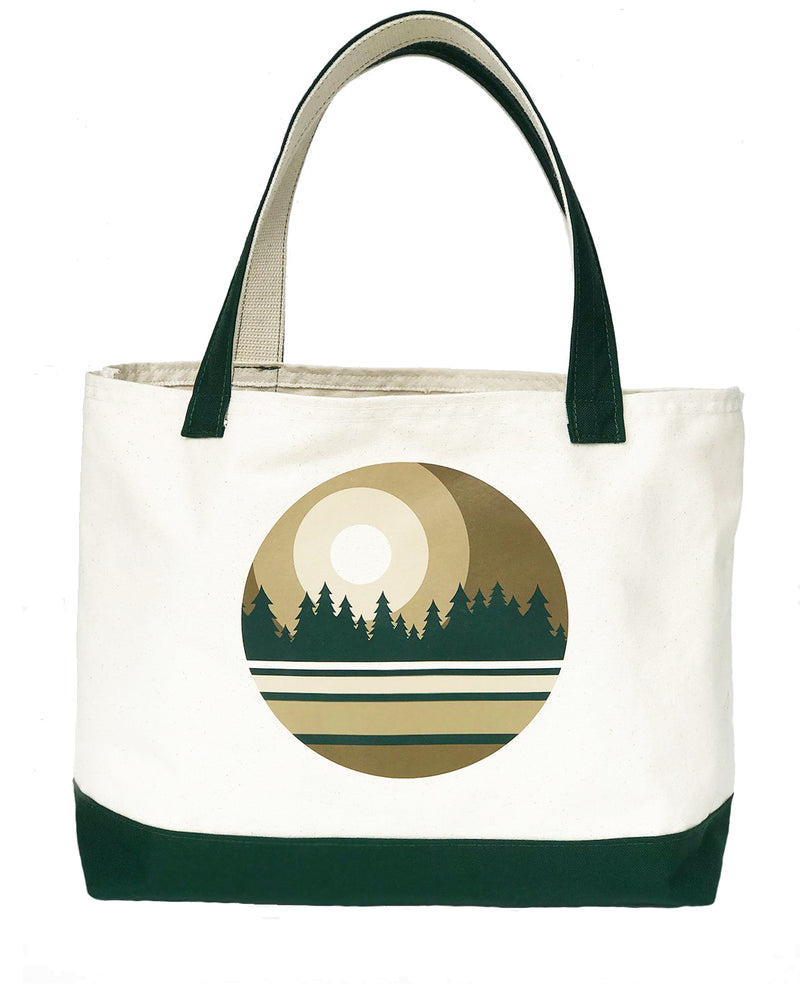 "Scapes ""Pines"" Tote Bag"