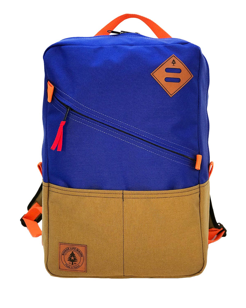 Big Benny Backpack - Royal Coyote