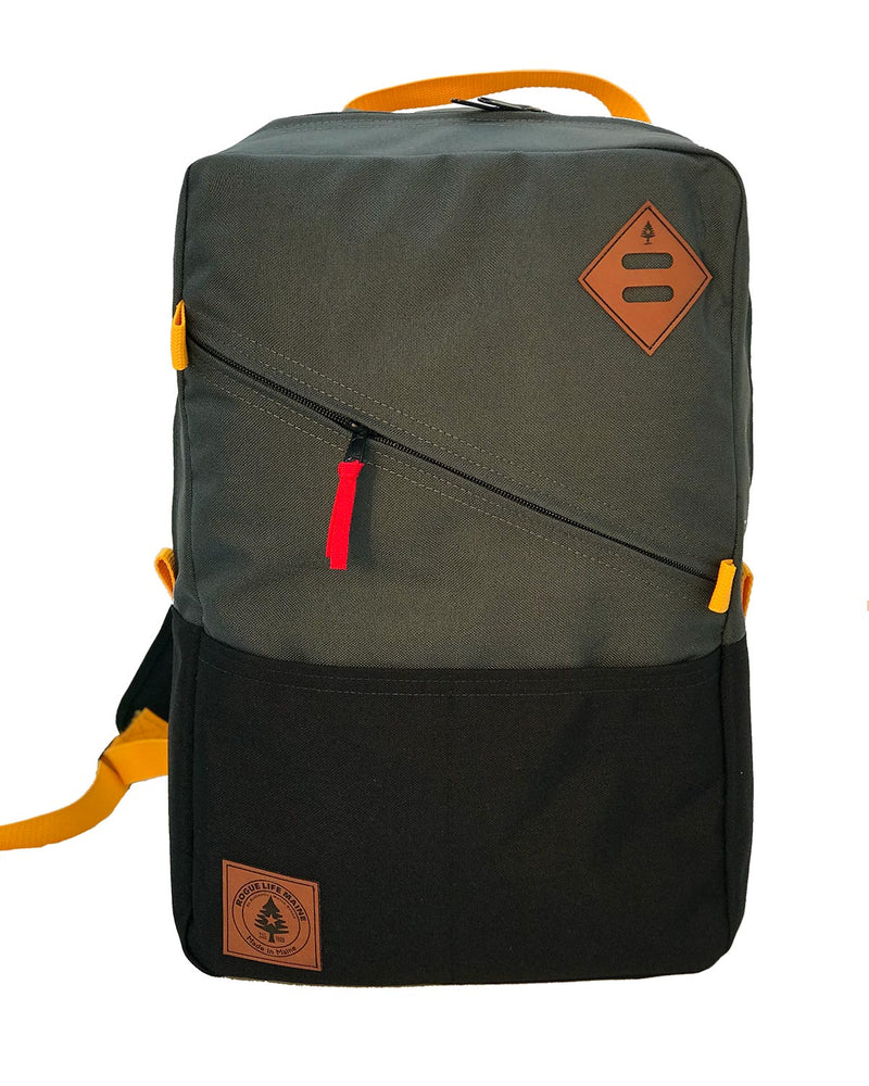 Big Benny Backpack - Steel Black