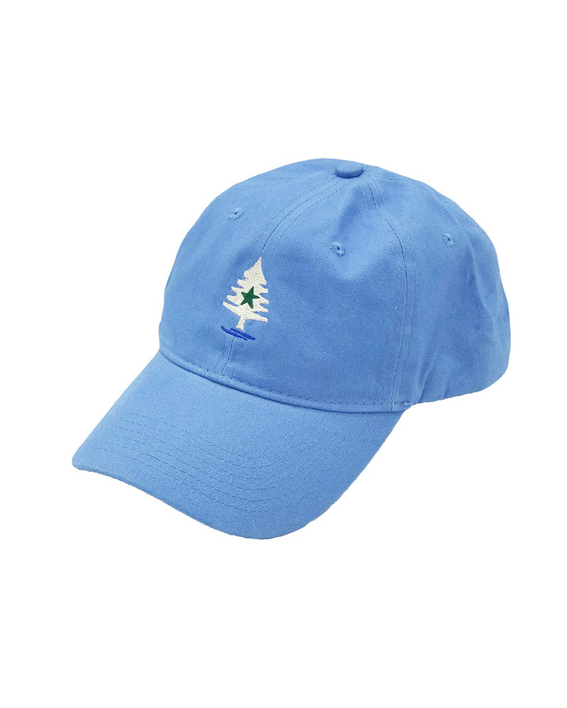Rogue Life Maine Brushed Twill Hat Light Blue