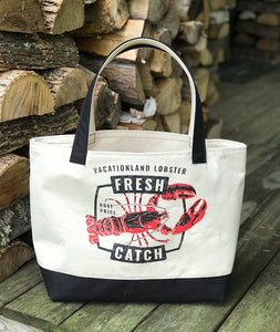 Fresh Catch Tote