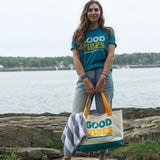 Good Vibes Tote Bag