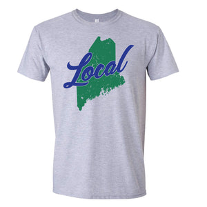 Maine LOCAL Super Soft T-Shirt