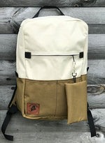 Big Benny Backpack - Canvas/Coyote