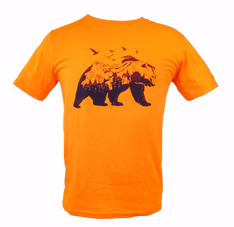 Mountain Bear T-shirt (Adult & Kids Sizes)