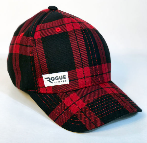 Rogue Plaid Hat