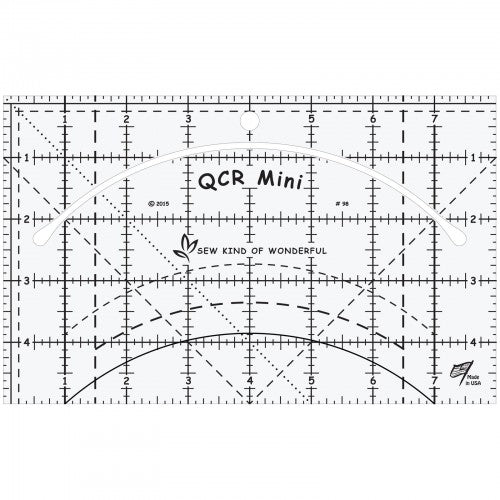 QCR Mini Quick Curve Ruler