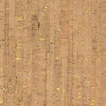 "Cork 9"" x 18"" - Gold Speckled"