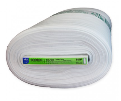 Pellon Fusible Fleece 987F $8/yd.