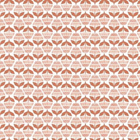 Helenium - Summer Crush Fabric