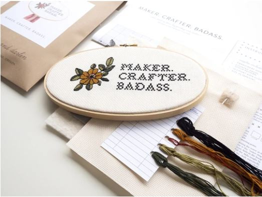 Maker, Crafter, Badass Kit