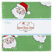 Santa Claus Lane -  5 inch Stacker